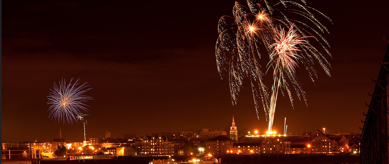 gravesend s fireworks display gravesend s annual firework display