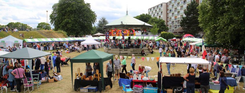 Fayre on the Square, Fort Gardens