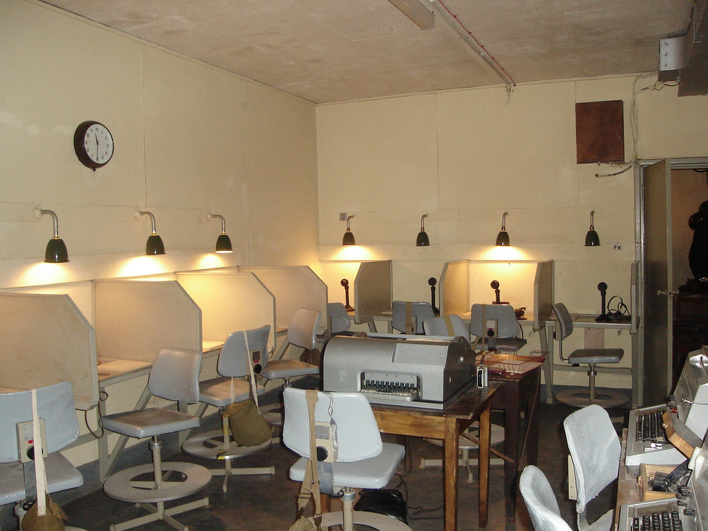 The Cold War Bunker