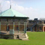 Fort Gardens Bandstand, Gravesend