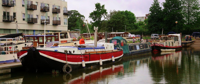 Gravesend Canal Basin