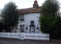 Dickens Honeymoon Cottage, Chalk