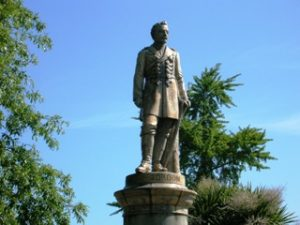 General Gordon of Khartoum statue