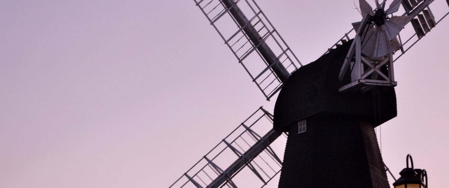 Meopham Windmill, Wrotham Road