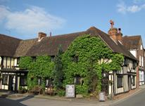 The Leather Bottle, Cobham