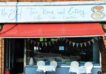 No. 84 Tearoom & Eatery