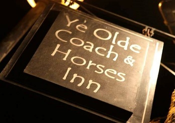 Ye Olde Coach and Horses Inn