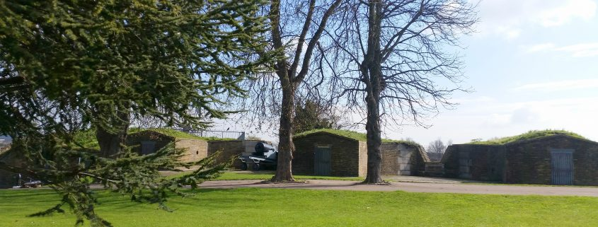 Fort Gardens, Gravesend