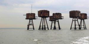 Thames Estuary Forts