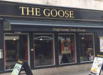 Goose Gravesend