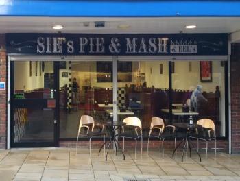 Sie's Pie & Mash