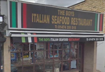 The Boys Italian