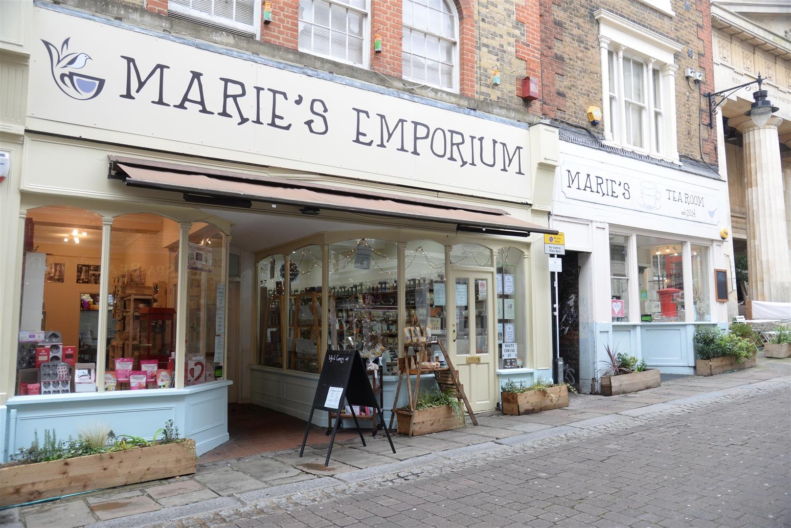 Marie's Emporium