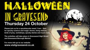 Halloween in Gravesend